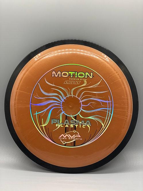 175g Copper Plasma Motion
