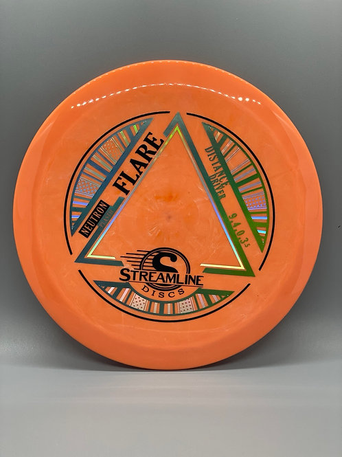 174g Orange Neutron Flare