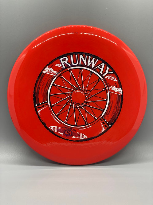 175g Red Neutron Runway