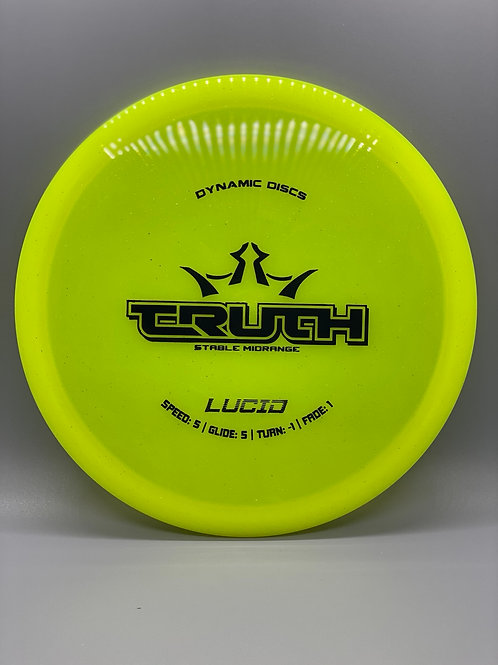 171g Yellow Lucid EMac Truth