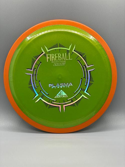 161g Green Plasma Fireball