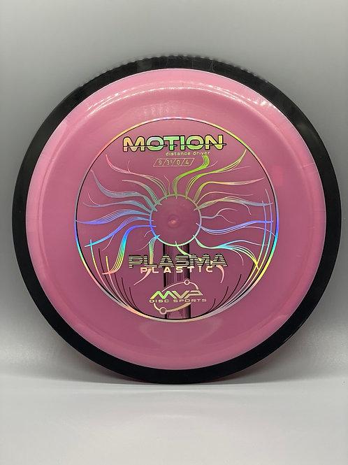 172g Pink Plasma Motion