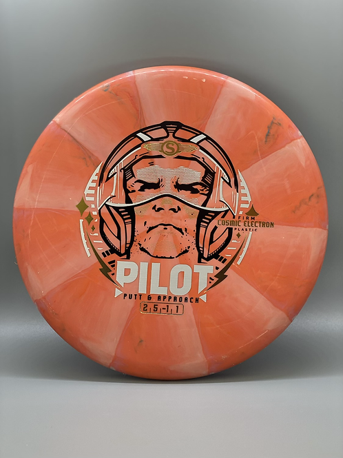 175g Orange Firm Cosmic Electron Pilot