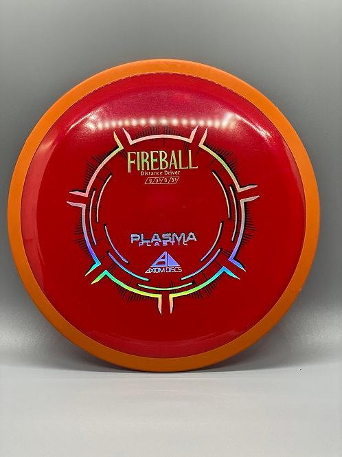 168g Red Plasma Fireball
