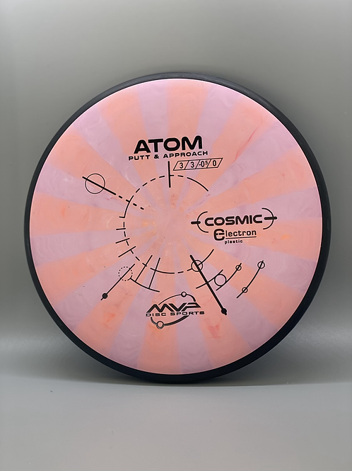 172g Pink/Purple Cosmic Electron Atom