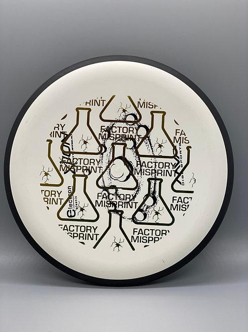 159g White Misprint Electron Ion
