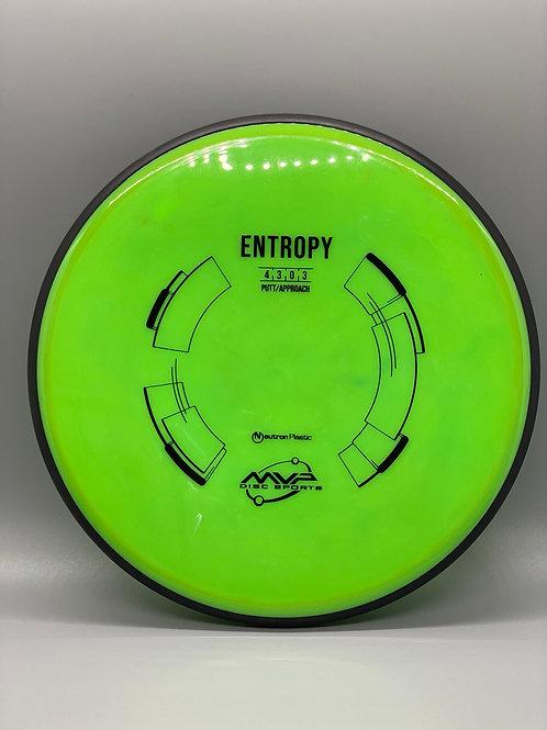 169g Green Neutron Entropy