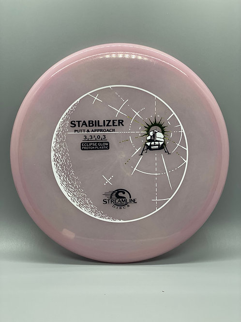173g Pink Eclipse Stabilizer