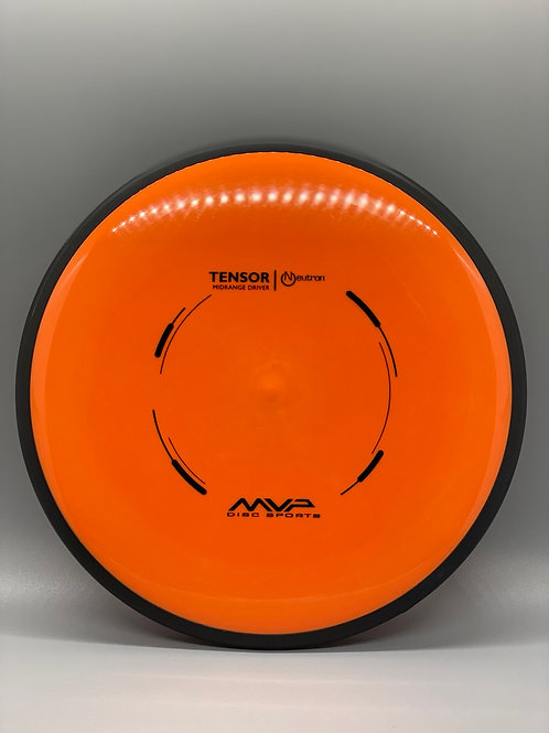 175g Orange Neutron Tensor