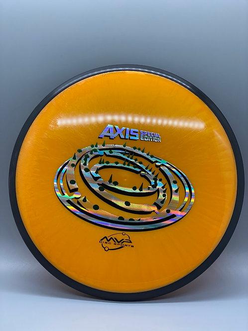 175g Orange Plasma Axis