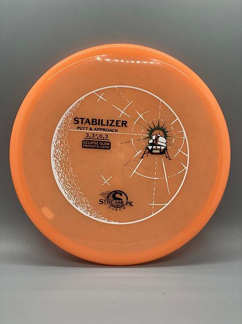 174g Orange Eclipse Stabilizer
