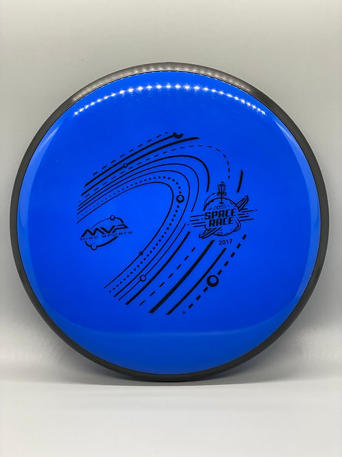 176g Blue Space Race Neutron Vertex