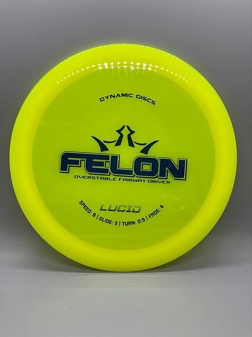 172g Yellow Lucid Felon