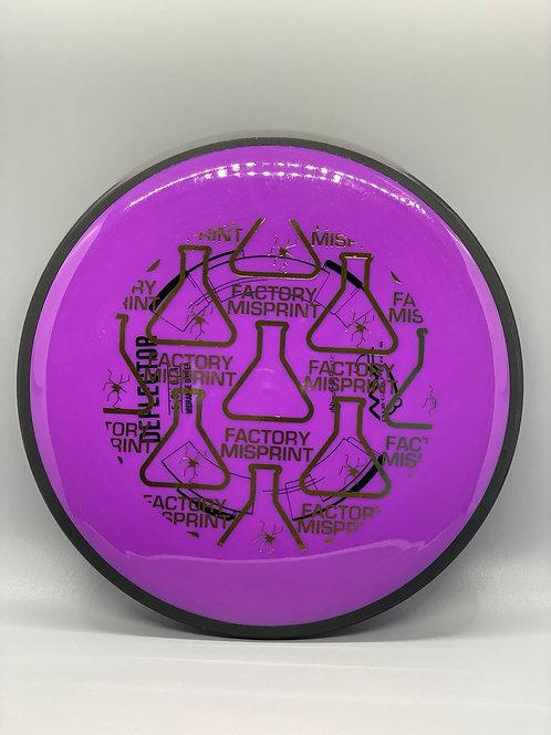 173g Purple Misprint Neutron Deflector