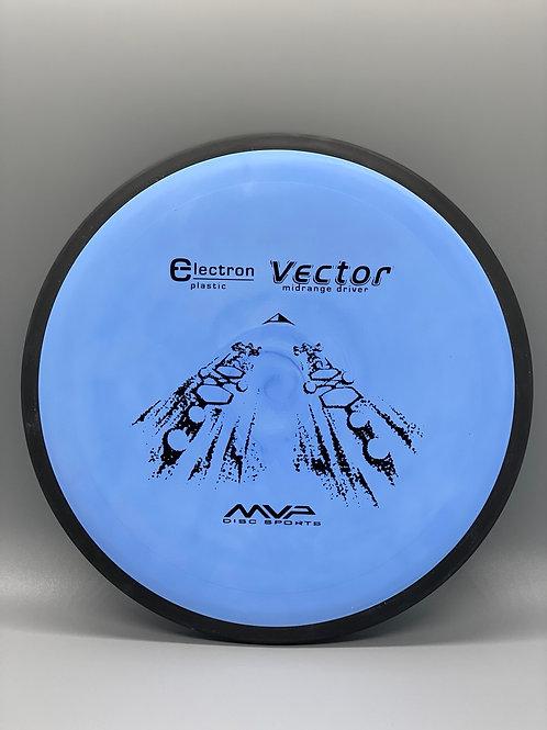 179g Sky Blue Electron Vector