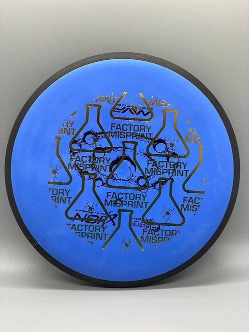 162g Blue Misprint Electron Ion