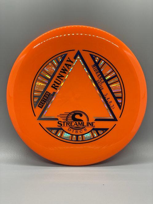 172g Orange Neutron Runway