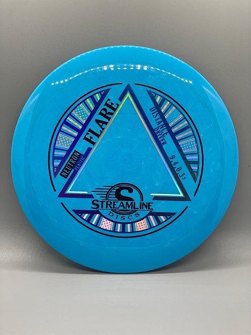 174g Electric Blue Neutron Flare