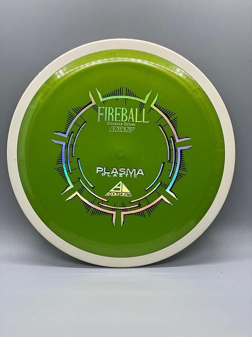 167g Green Plasma Fireball
