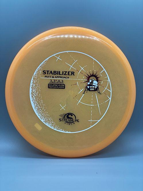 173g Orange Eclipse Stabilizer