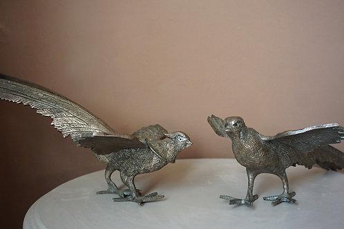 Dekorationsfåglar