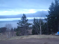 Gazing at the Cabot Strait