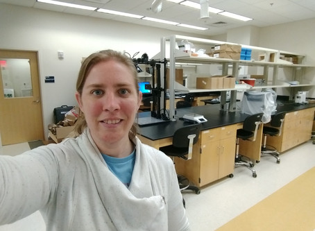 The Kane Lab is up and running!