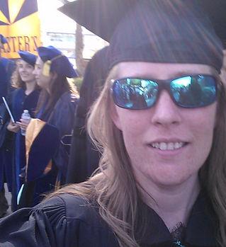 Emily's PhD graduation
