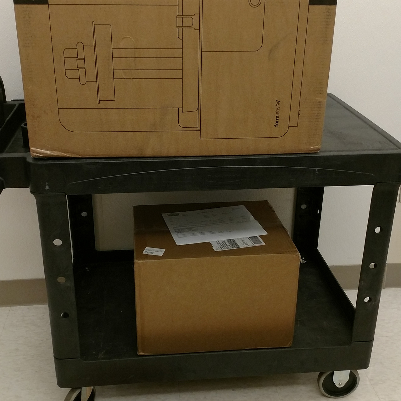 3D printer in the box