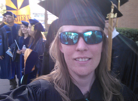 Advice to grad students: How I got here