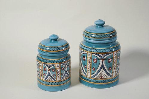 Cookie Jars - 2 sizes