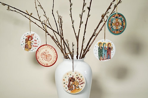 Easter Ornaments - Group A
