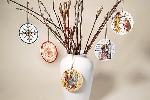 Easter Ornaments - Group B