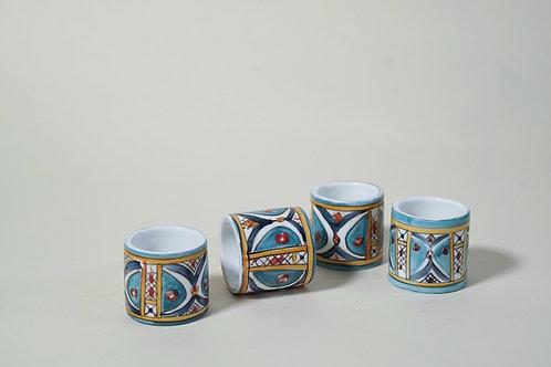 Napkin Rings (set of 4)
