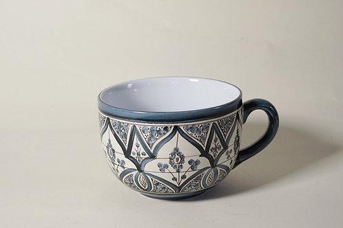 """Large Ceramic Mug  5"""""""