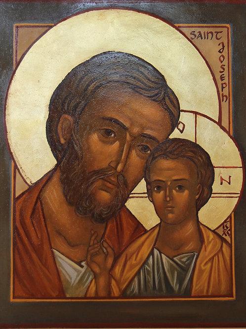 Saint Jospeh with Child