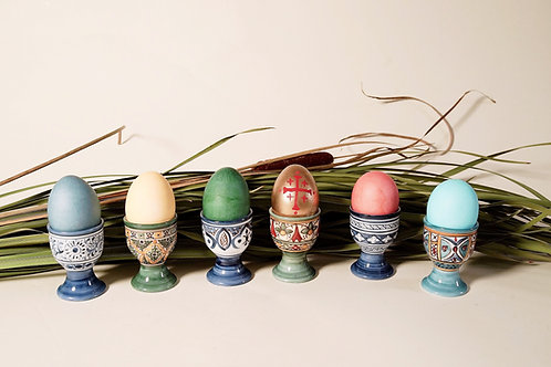 Easter Egg Cups - Set of 6