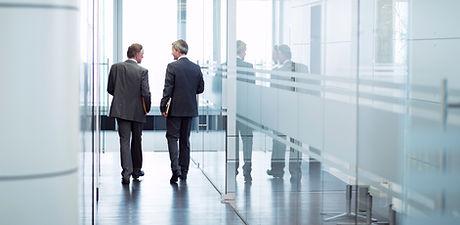 Negócios reunião Discussão