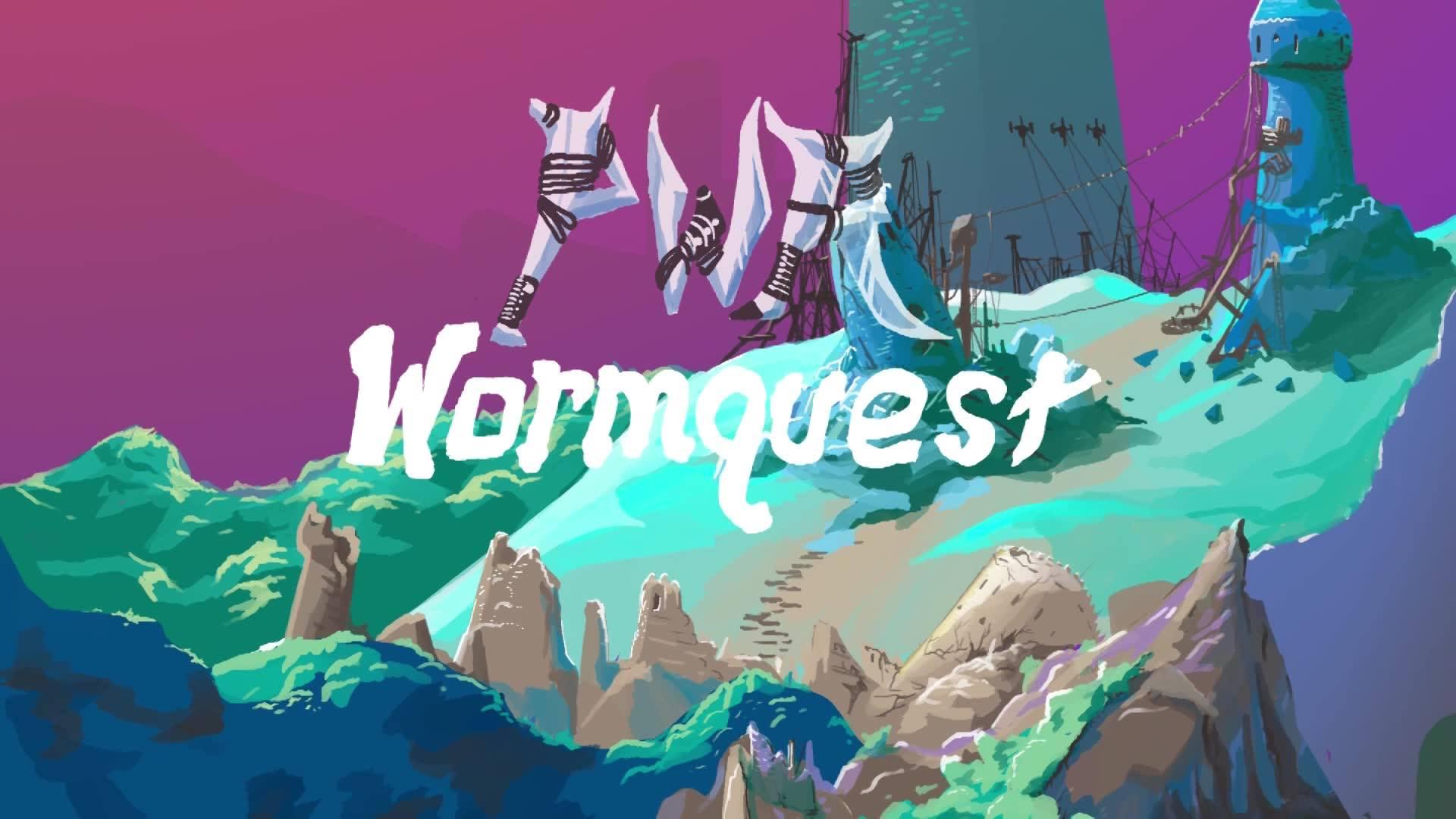 WormQuest Trailer