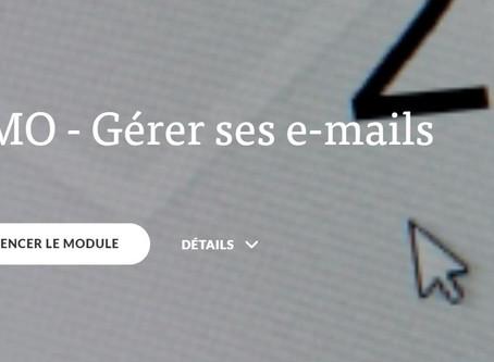 ...Ras le bol des emails !