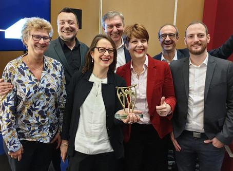 Covéa et Moortgat récompensés aux Trophées du Digital Learning !