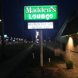 Madden's Lounge