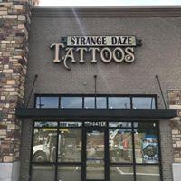Strange Daze Tattoos