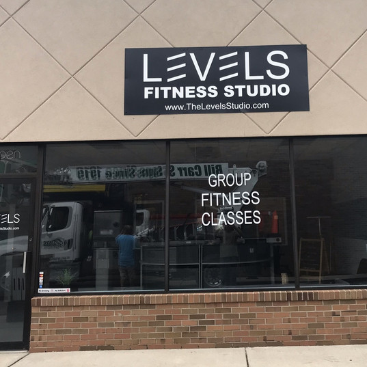 Levels Fitness Studio