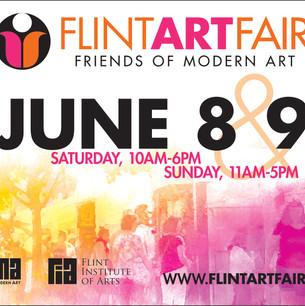 Flint Art Fair Yard Signs