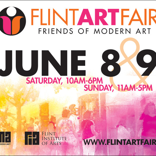Flint Art Fair Yard Signs