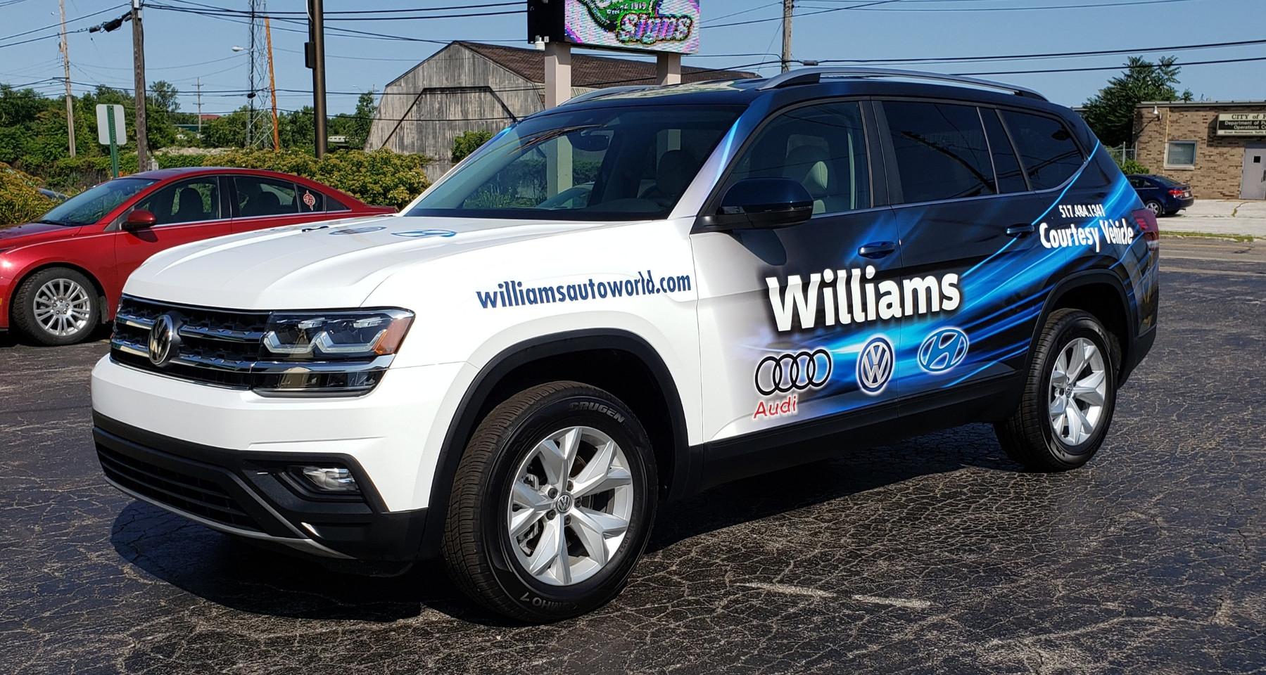 Williams Autoworld