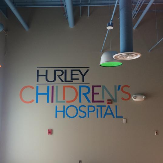 Hurley Children's Hospital