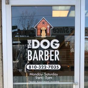 The Dog Barber