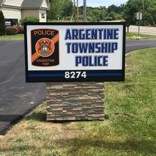Argentine Township Police